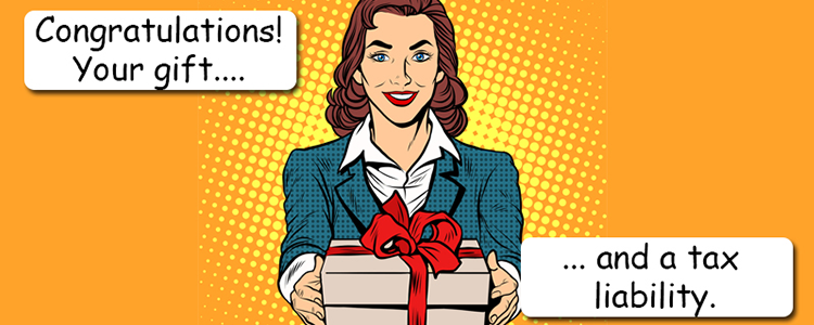 Gifts to Employees Thumbnail
